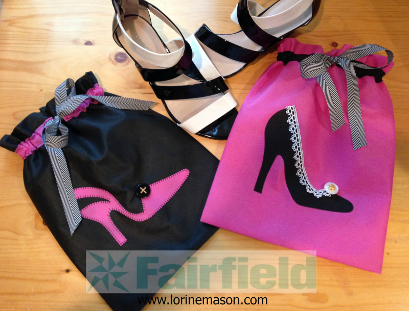 Shoe Bags with olyfun