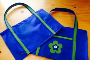 Summer Totes by Lorine Mason Strap Placement