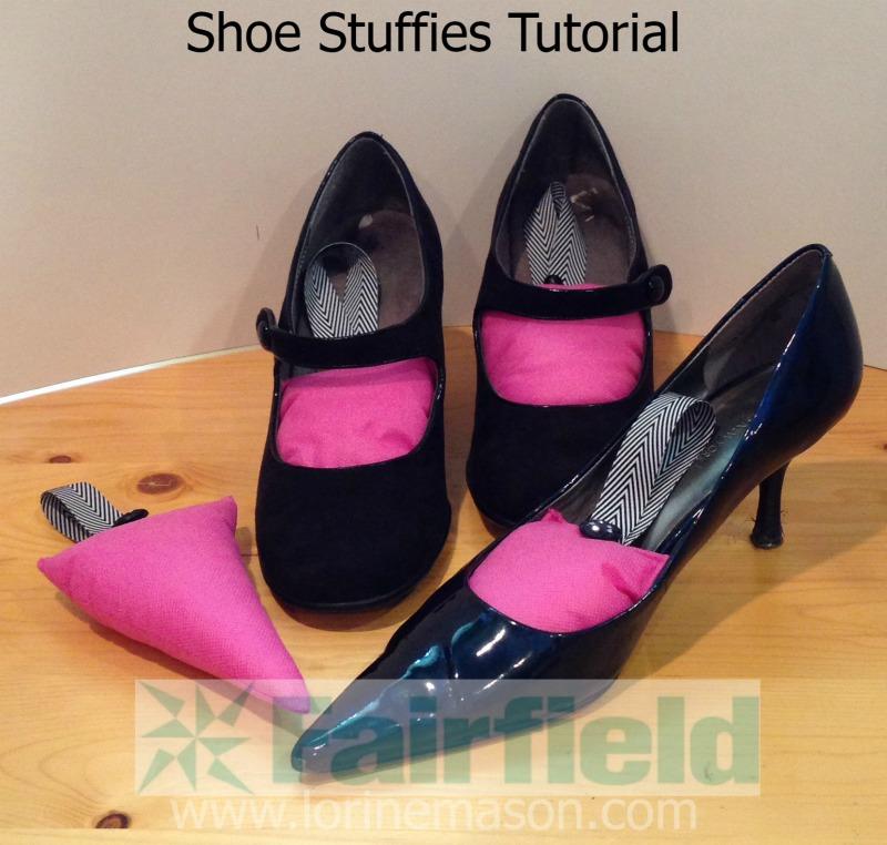 Shoe Stuffies Tutorial