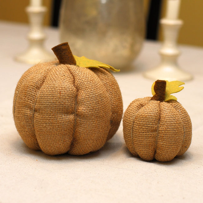 Stuffed Burlap Pumpkin Final - Keri Lee Sereika
