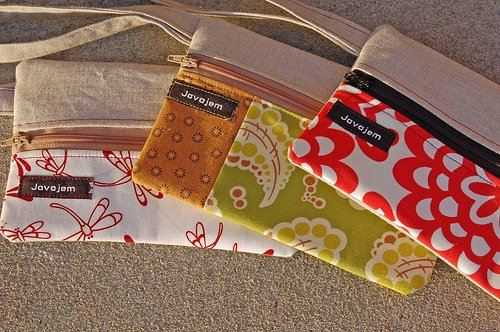 quilted and sewn stocking stuffers