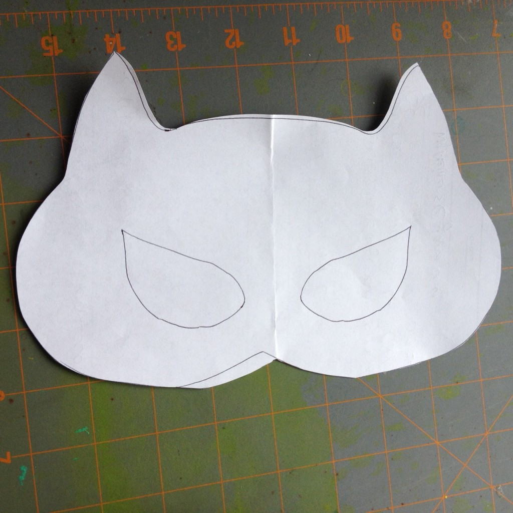 base mask template