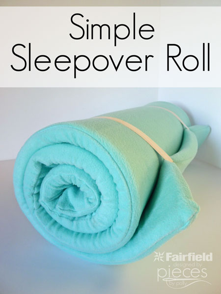 Simple Sleepover Roll