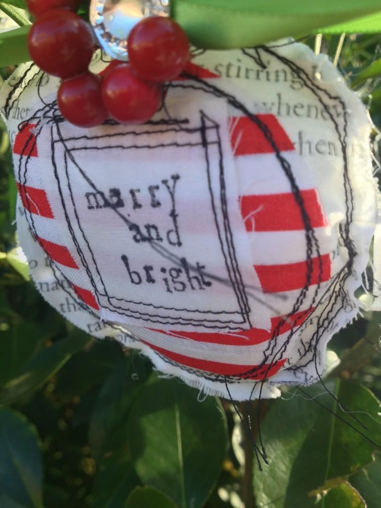 stuffed fabric ornaments 2