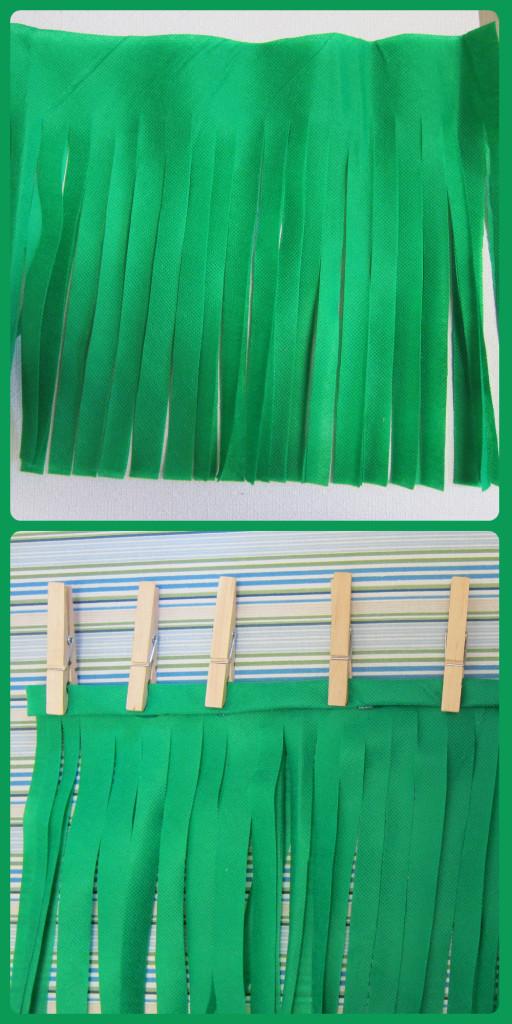 Make Grass Skirt 21