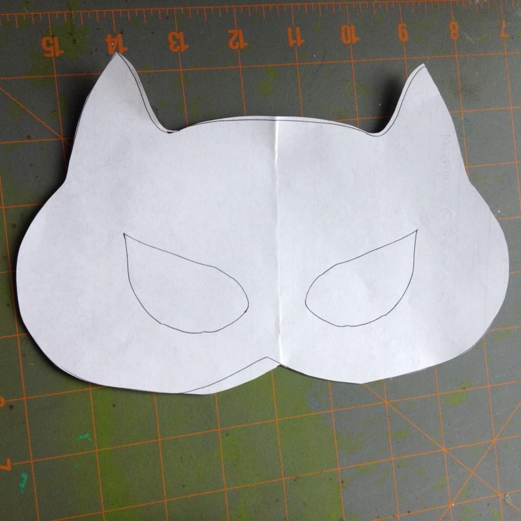 base mask template