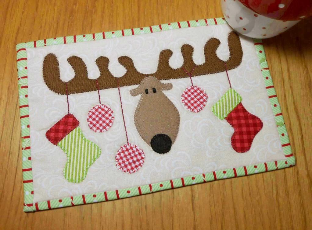 Sew A Christmas Tree Skirt